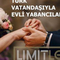 Evlilik İle Oturma İzni