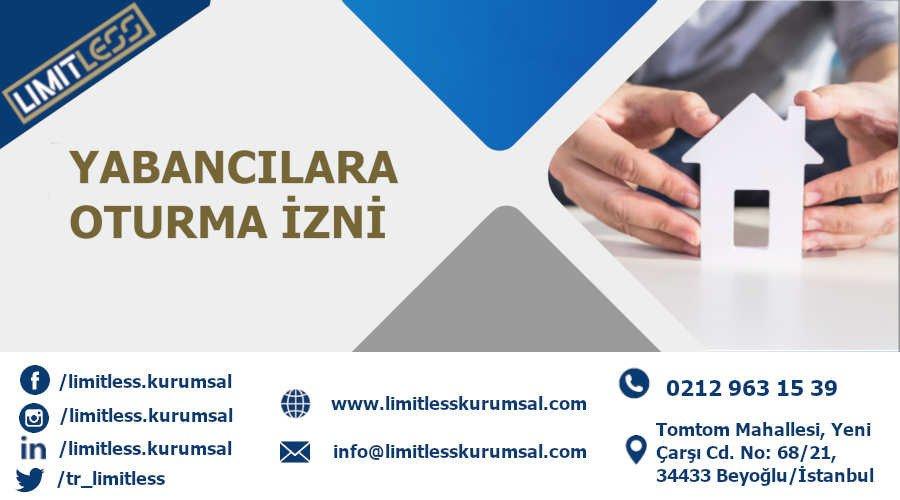 Türkiye'de İkamet İzni Ücretleri (2020)